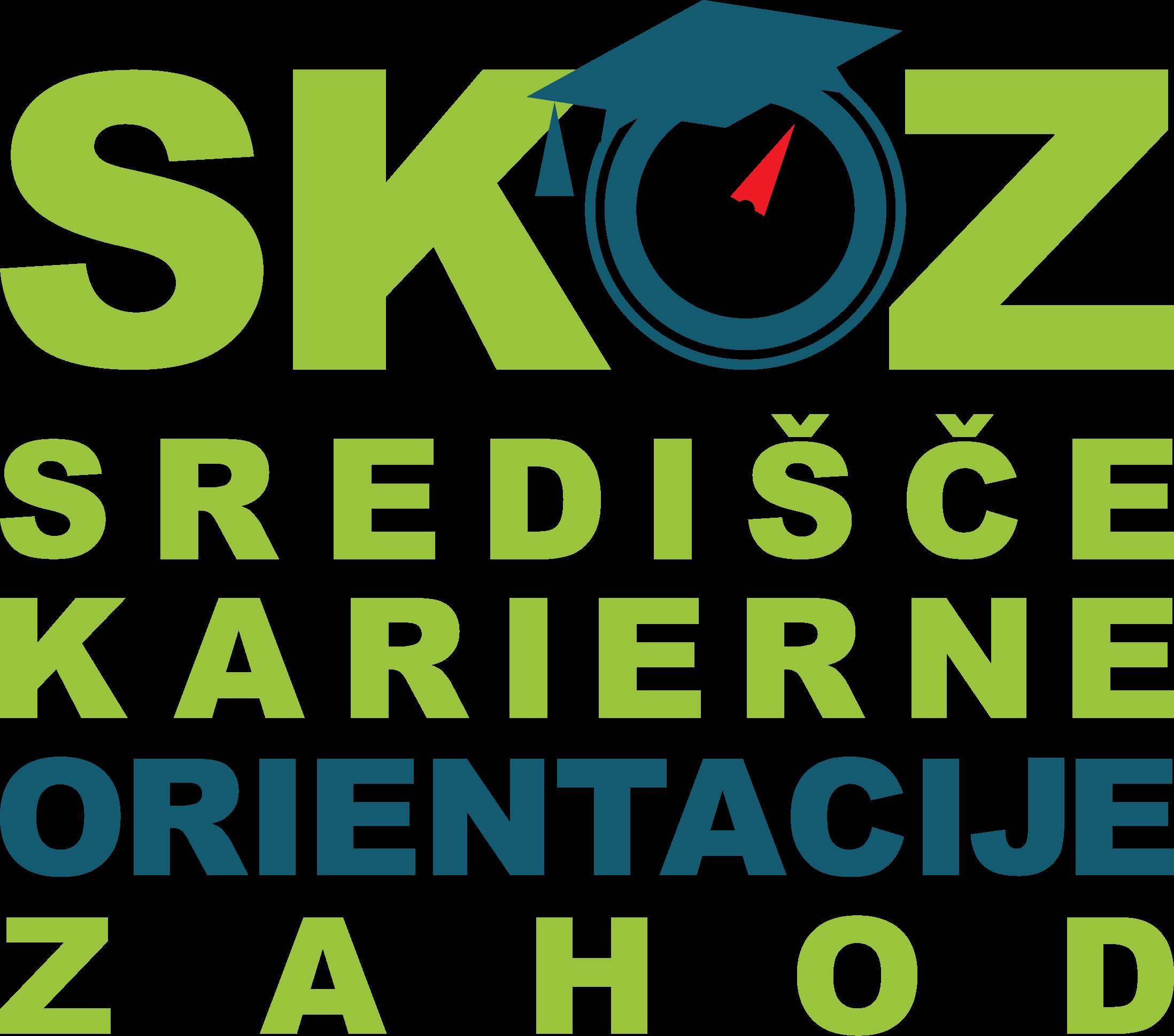 SKOZ - središče karierena orientacije zahod